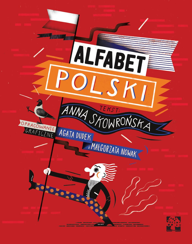 alfabet polski wydawnictwo muchomor